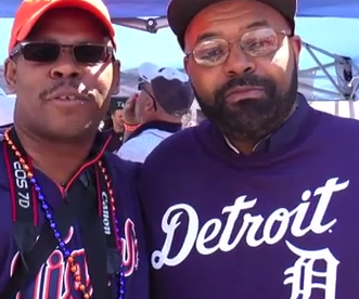 Detroit Tigers Opening Day Festivities from Motor City Professionals