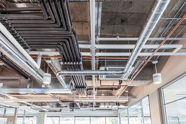 2019 Michigan Commercial HVAC Services from Level One