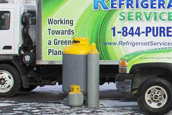 2021 Michigan Refrigerant Recovery